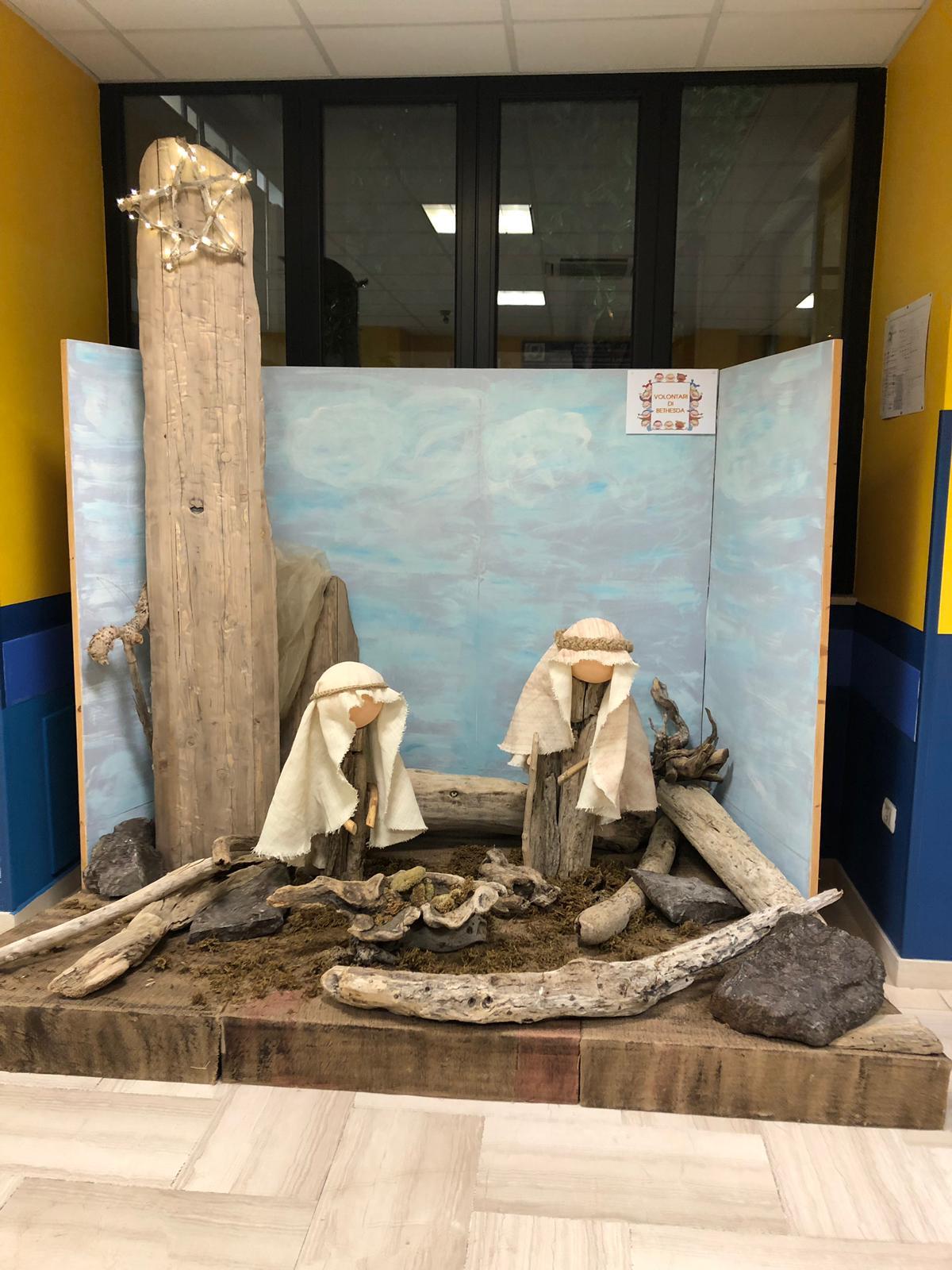 Natale 2018 al Giovanni XXIII