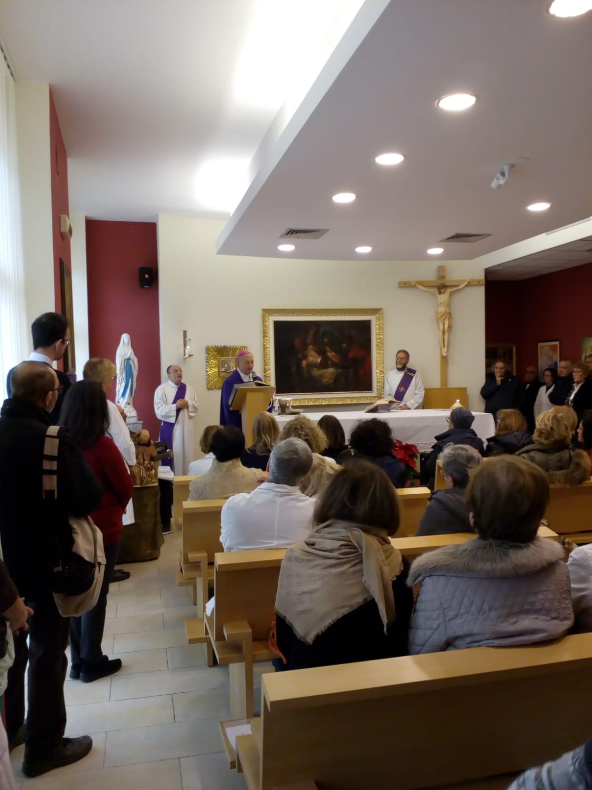 Natale 2018 Messa Giovanni Paolo II